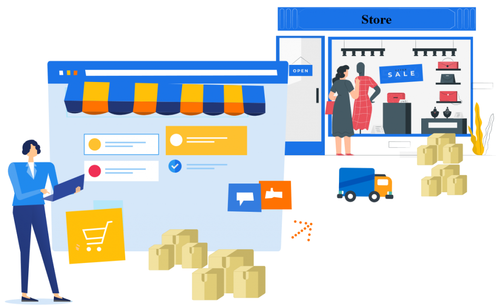 b2b Ecommerce software_bubblepediaonline